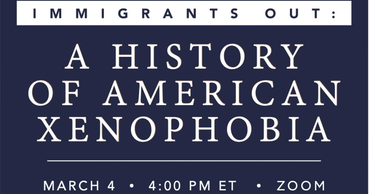 uknow.uky.edu: UK to Present Lecture on American Xenophobia