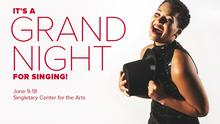 """photo of """"It's a Grand Night for Singing!"""" ad with Clark"""