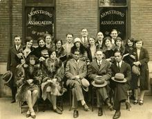 photo of the Armstrong Association of Philadelphia