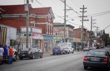 photo of Portland street scene - Louisville