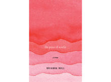 """photo of the cover of """"The Price of Scarlet: Poems"""" by Brianna Noll"""