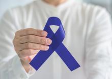 Colorectal Cancer Ribbon