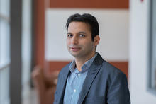 Himanshu Thapliyal, assistant professor in the Department of Electrical and Computer Engineering at the University of Kentucky.