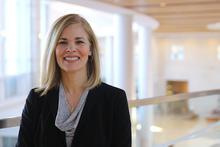 headshot of Dr. Kristin Ashford