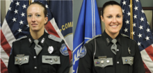 Officer Eilertson and Officer Williams
