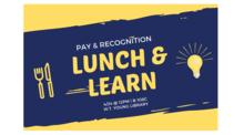 Lunch & Learn flyer.