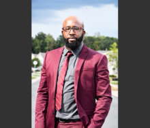 Travis Andrews, an assistant professor in the University of Kentucky College of Education