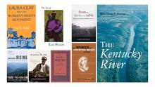 photo of cover of 8 University Press of Kentucky books