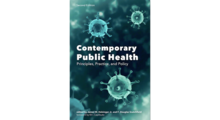 "Cover art for ""Contemporary Public Health"""