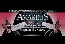 photo of web art for Amadeus Live