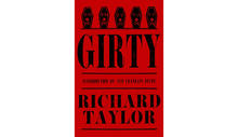 """Girty"" book cover"