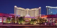 photo of Monte Carlo Resort and Casino at night