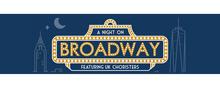 photo of calendar art for UK Choristers' Night on Broadway