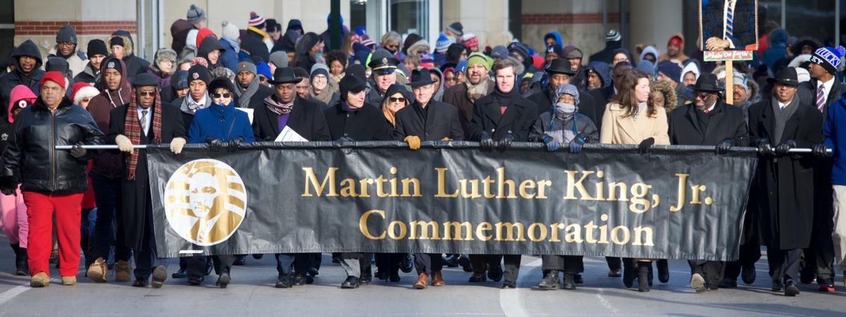 photo from 2016 Martin Luther King Jr. Holiday Celebration