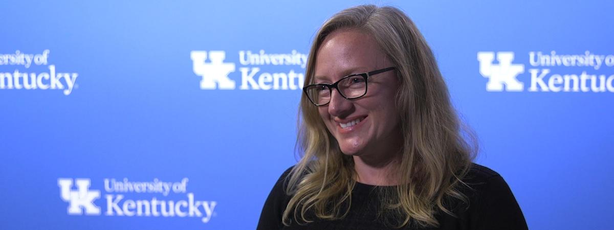 Associate Dean for Special Collections Research Center Deirdre Scaggs