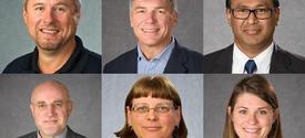 Animal Science faculty members