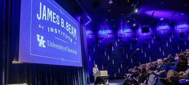 Image of first Bourbon Industry Conference held in 2020