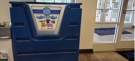 Give and Go Donation Station