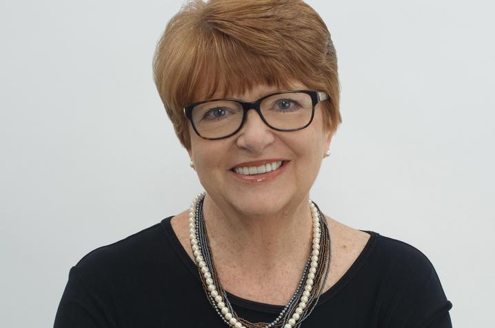 headshot photo of Marsha Herndon Purcell