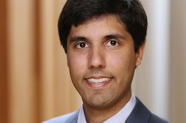 headshot photo of David Agrawal