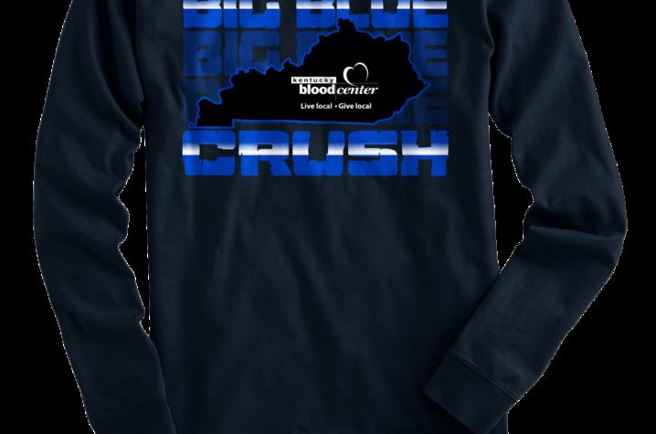 Big Blue Crush T-shirt