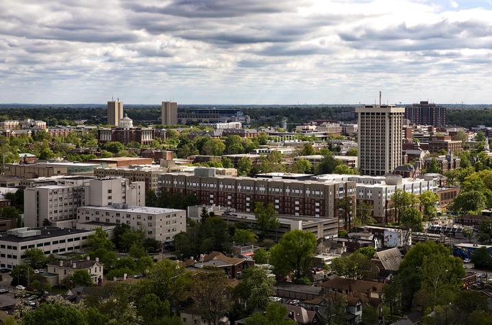 The University of Kentucky Campus