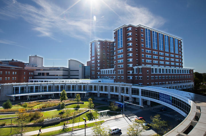 photo of UK Chandler Hospital