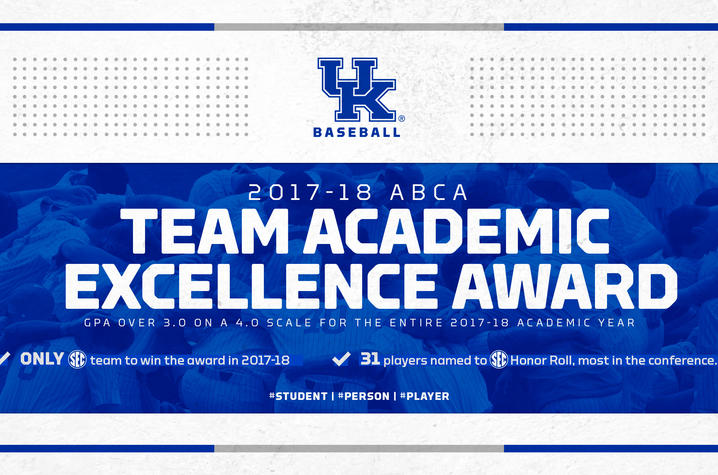 Academic Excellence Award