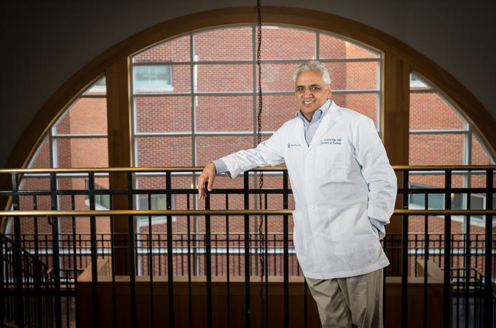 Photo of Dr. Jay Avasarala of the University of Kentucky