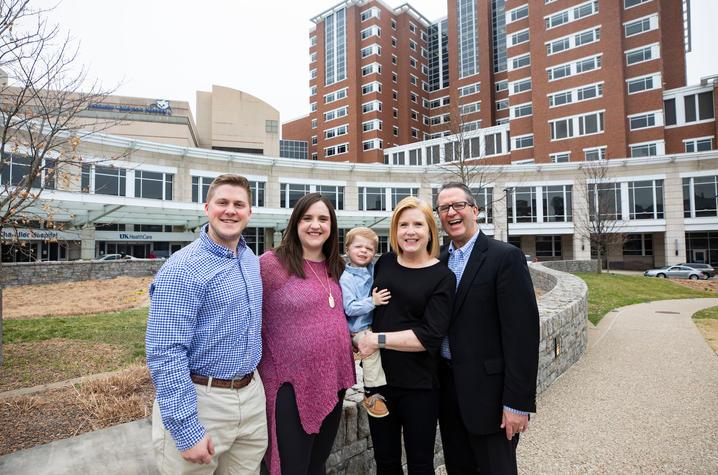 The Johnson/Latimer families