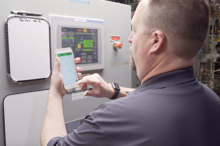 Energy specialists work with UK staff to ensure all facility systems are operating at peak efficiency while also identifying additional opportunities for savings.