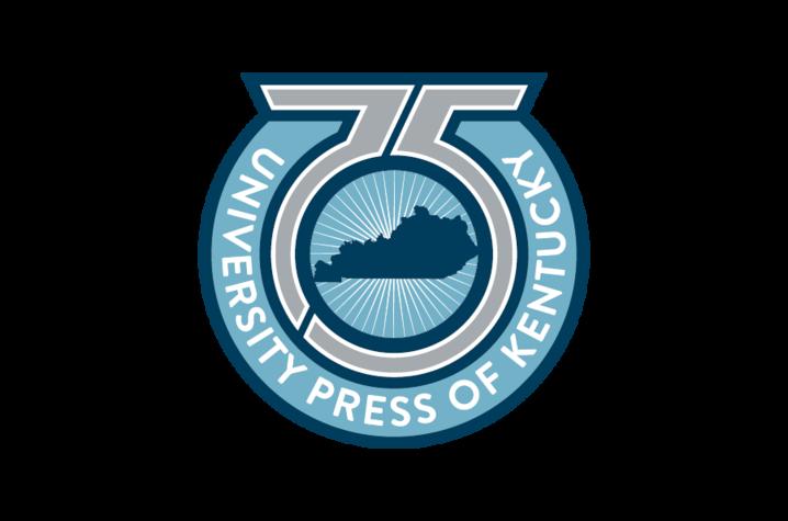 photo of University Press of Kentucky 75th logo