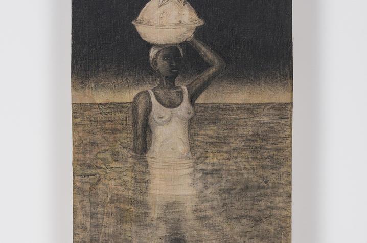 """photo of """"Acheron"""" by Alison Saar"""
