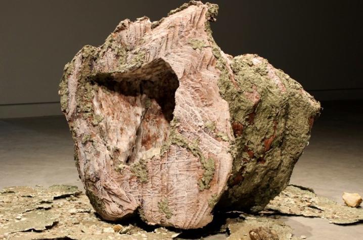 """""""Synthetic Geode II"""" by Amy Hoagland"""