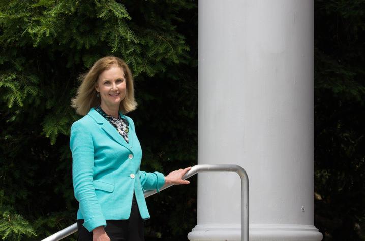 Dean Donna Arnett Hilary Brown | UK Photo
