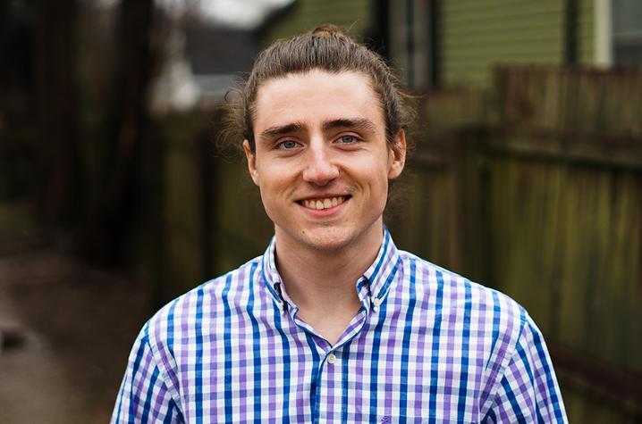 headshot photo of Ben Farmer