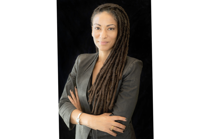 Princeton University Professor of African American Studies Ruha Benjamin. Photo provided