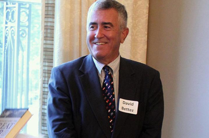 photo of David Bettez