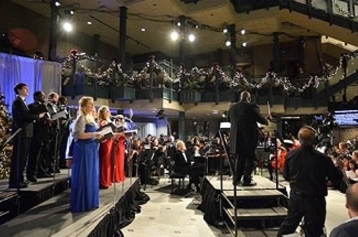 """photo of """"Celebration of Song"""" concert"""