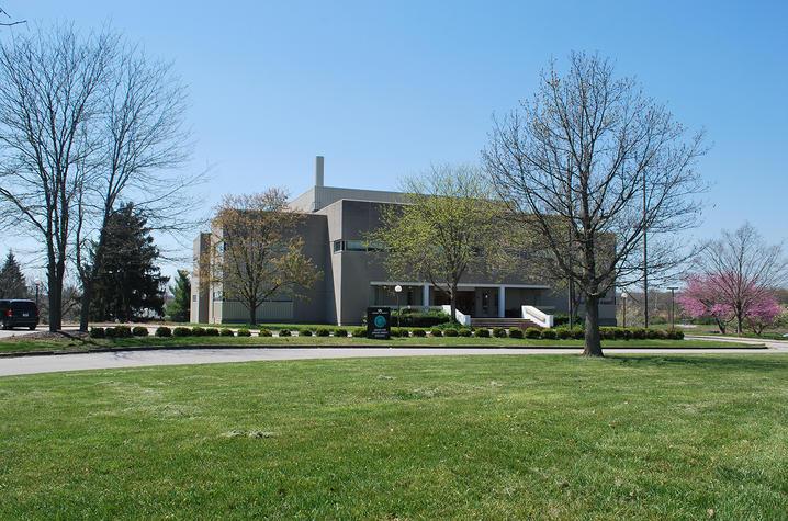 photo of CAER lab building