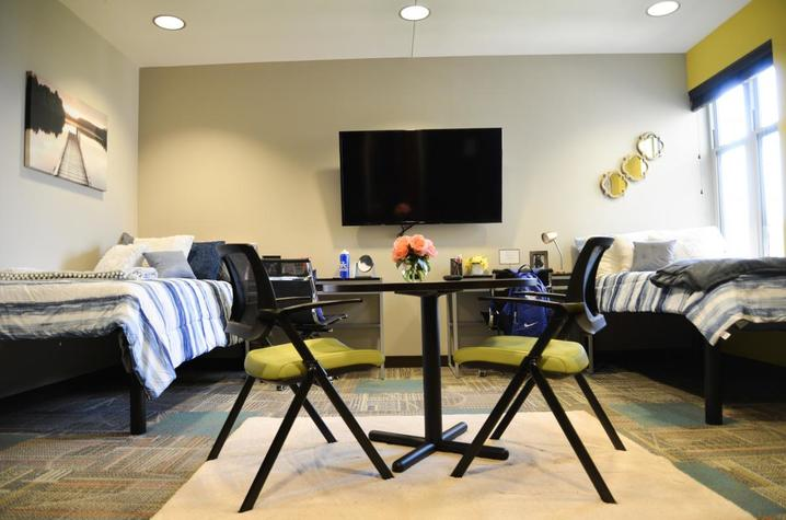 Photo of a converted room in Woodland Glen IV