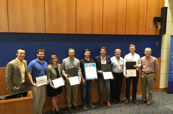 photo of UKAccel program graduates