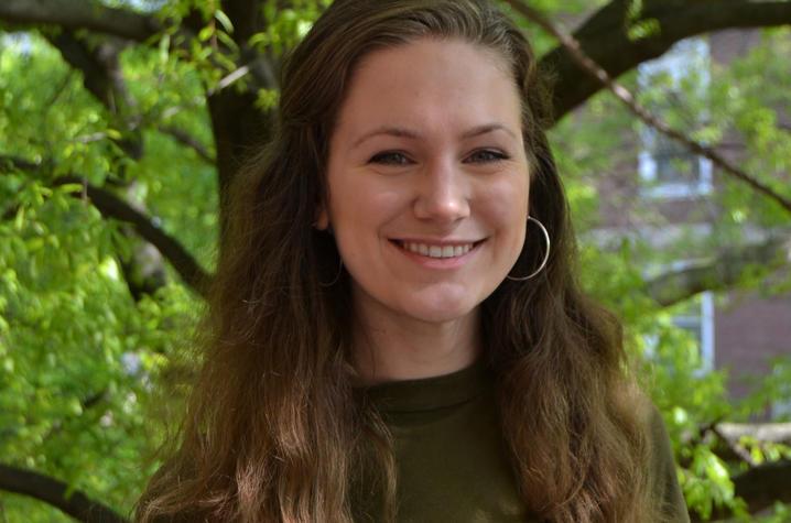 headshot photo of Eloise Kowal
