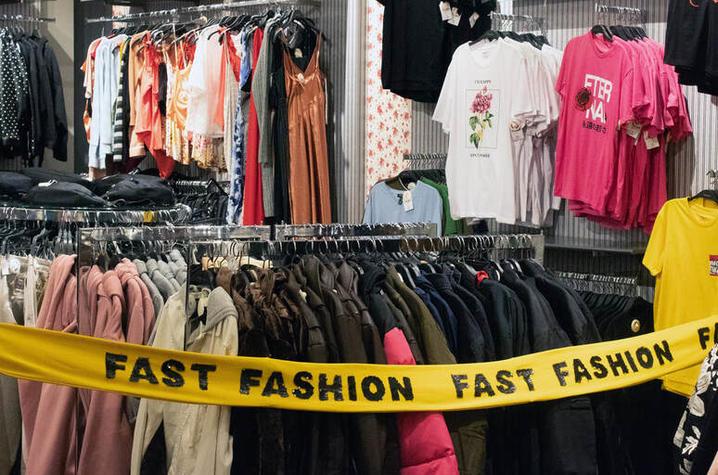 "photo of ""Fast Fashion"" by Meredith Coffey"