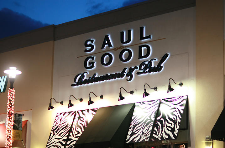 Saul Good at Fayette Mall