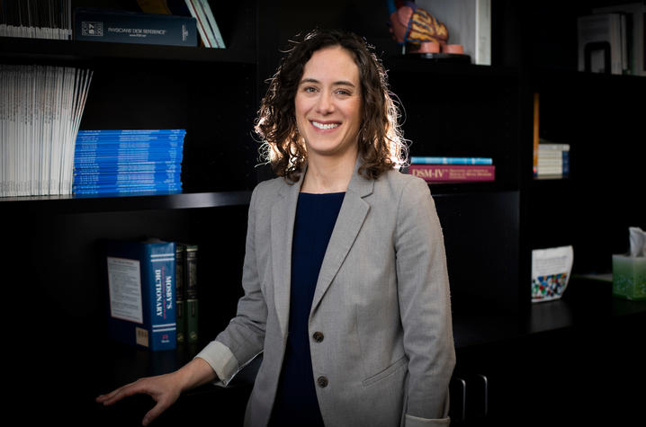 Photo of Dr. Laura Fanucchi