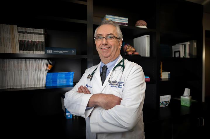 photo of Dr. Thomas Murphy