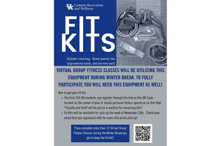 Fit Kit flyer