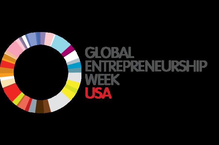 photo of Global Entrepreneurship Week logo