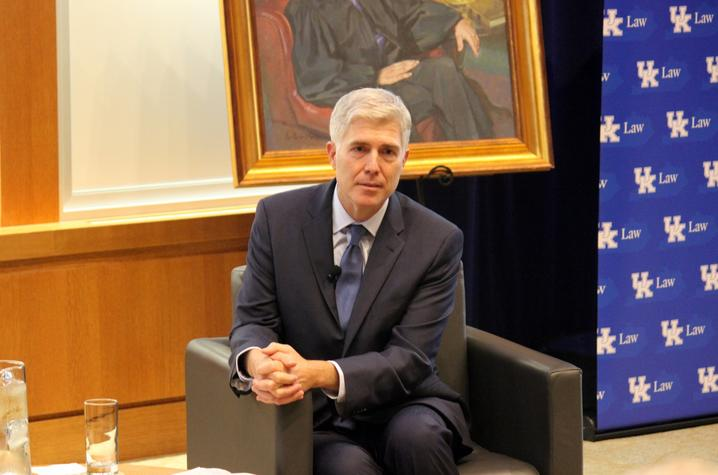photo of Neil Gorsuch